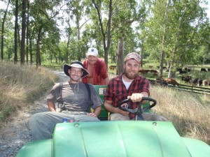 Happy Crew at Smith Meadows
