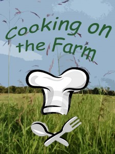 Cooking on the Farm logo