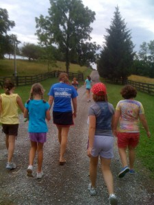 Off to Visit the Farm at Smith Meadows