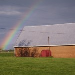 Is financial freedom right next to the pot of gold behind our barn?