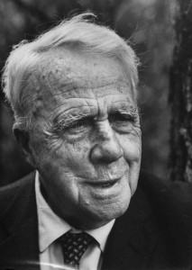 Robert Frost saw 88 winters and 87 springs. The man knew what he was talking about.