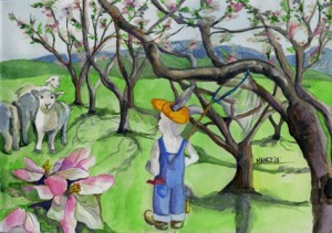 May-Catching Sheep