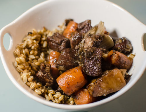 Lamb and Root Stew